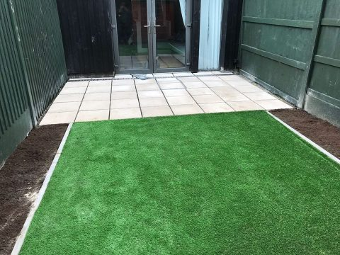 Artificial Lawns - CM Gardencare Cheshunt